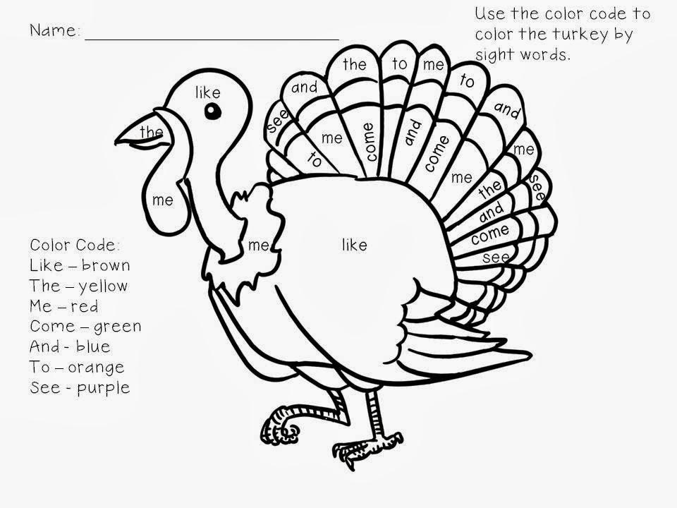 Turkey Time and a freebie