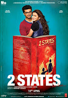 Arjun Kapoor Alia Bhatt 2 States New Wallpapers
