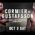 UFC192. Cormier vs. Gustafsson. Unibet's Inside The Octagon.Video.