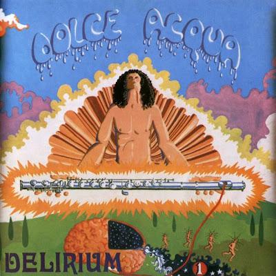 Delirium - Dolce Acqua 1971 (Italy, Symphonic Prog)