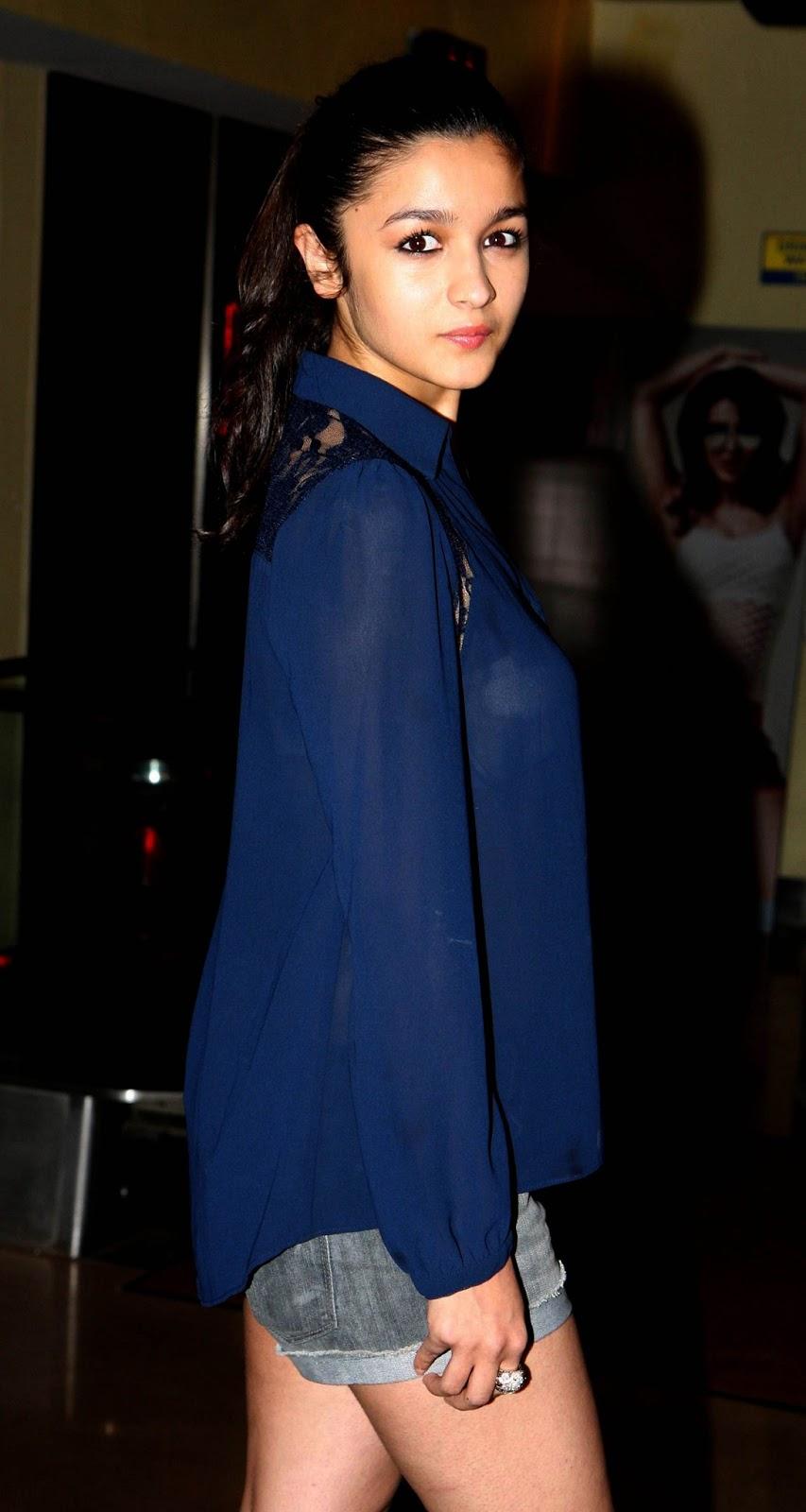 Alia Bhatt latest photo shoot