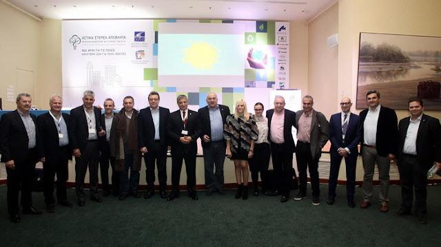 Με επιτυχία ολοκληρώθηκε το Συνέδριο της ΚΕΔΕ στην Αλεξανδρούπολη για τη διαχείριση των αστικών αποβλήτων