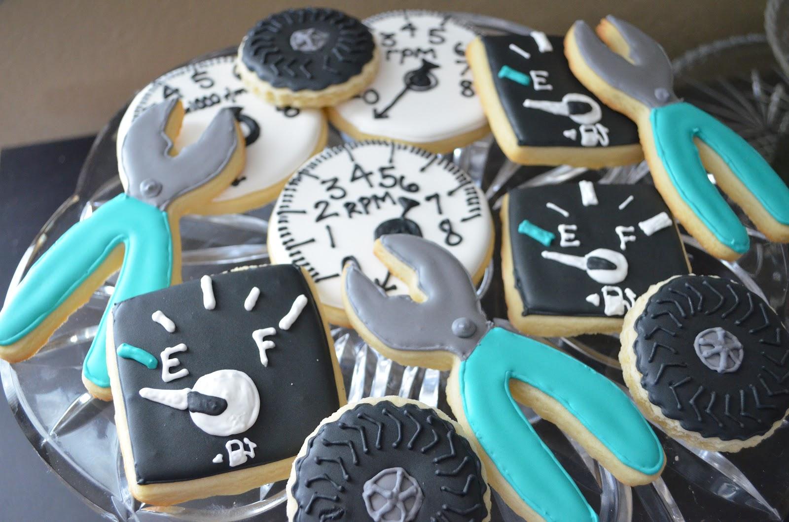 S Amore Cake Mechanic Cookies