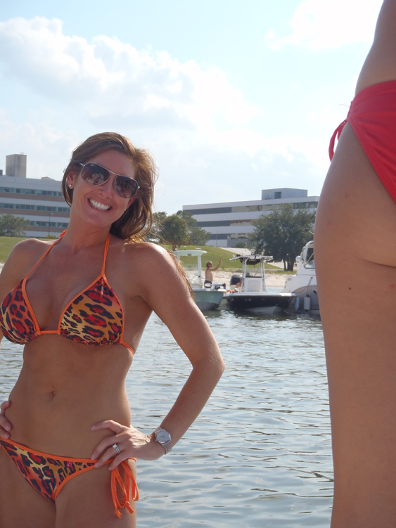 The Boat Marketing Blog: Hot Boat Babe of the week