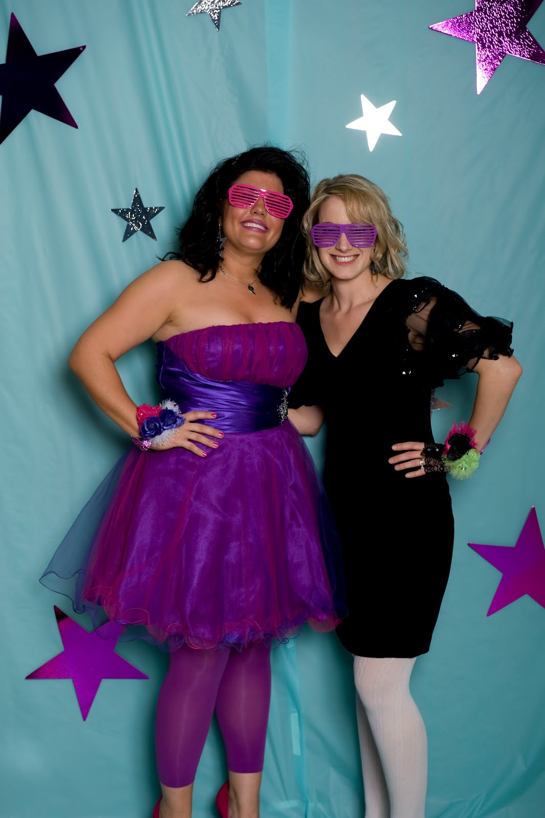 Kelsey And Eric Jens 80s Prom