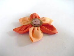 Tuto fleur Kansashi - Gratisanleitung Blume Kansashi