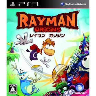 [PS3] Rayman: Origins  [レイマン オリジン] ISO (JPN) Download