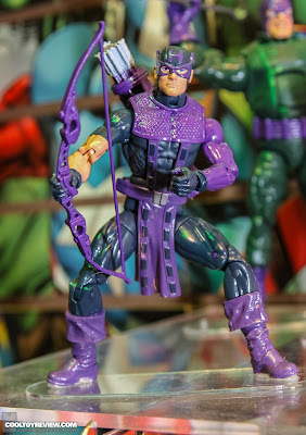 Hasbro 2013 Toy Fair Display Pictures - Marvel Legends - Classic Hawkeye