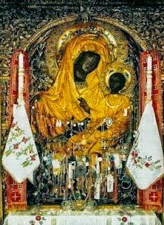 εικόνα της Παναγίας της Γοργοεπηκόου