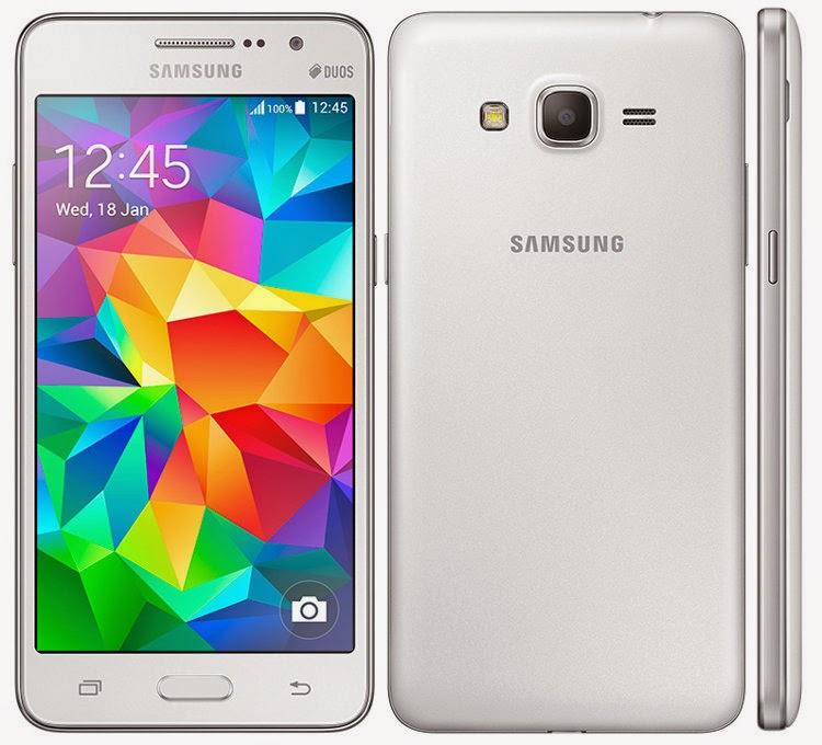 Spesifikasi Lengkap Samsung Galaxy Grand Prime