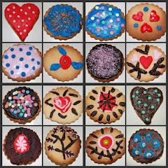 Collage de cookies