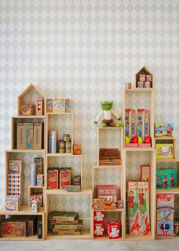 idea de almacenaje para juguetes