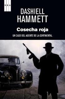 Cosecha roja Dashiel Hammett