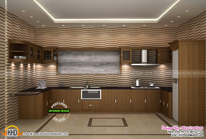 Interiors Designs In Mahe India Kerala Home Design And Floor Plans