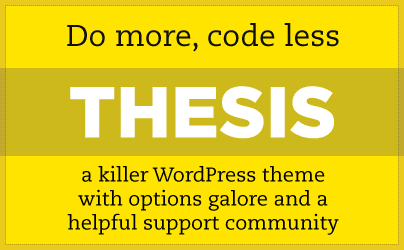 Best thesis theme tutorial