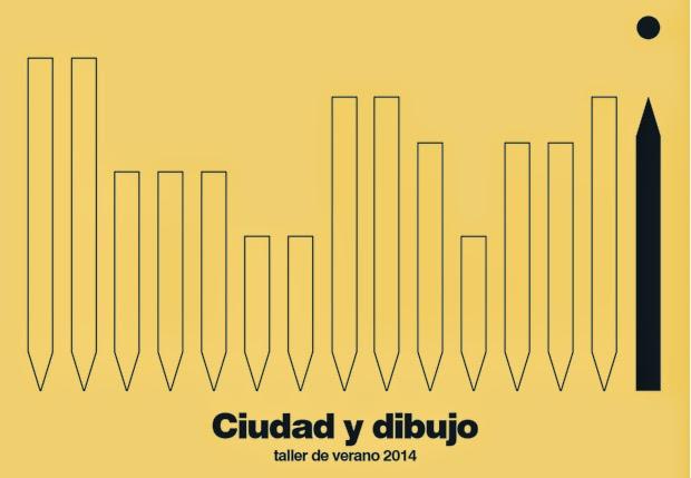 TALLER DE VERANO: CIUDAD Y DIBUJO