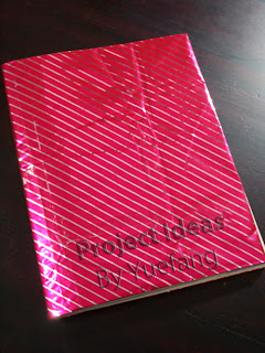 My_ideas_recording_book