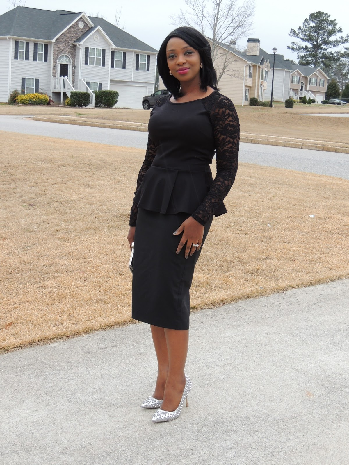 "LaFemmeClassy: My ""Little Black Dress (LBD)"""