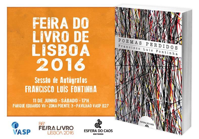 Feira do Livro de Lisboa 2016