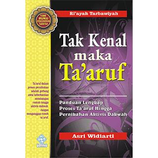 Buku Tak Kenal Maka Ta'aruf