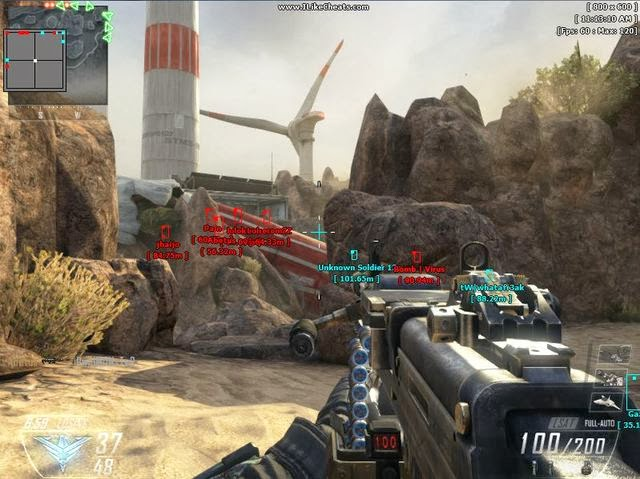 how to hack call of duty black ops 2