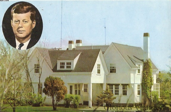 John F Kennedy Home