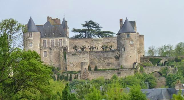 Castillo de Luynes.