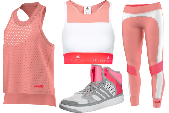 Adidas StellaSport Stella Mc Cartney sportswear