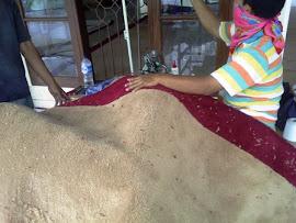 Proses Obras Karpet per shaf