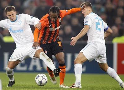 Shakthar Donetsk 2 - 2 Zenit St. Petersburg (2)