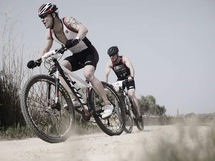Xterra 2016 bike