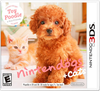 Nintendogs + Cats: Toy Poodle & New Friends EUR 3DS GAME [.3DS]