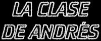 La clase de Andrés