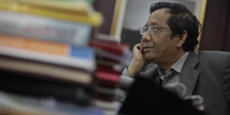 Mahfud MD: Pemerintah Harus Kaji Ulang PP 99 Tahun 2012