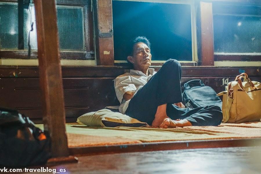 Ночной паром. Суратхани - Ко Панган