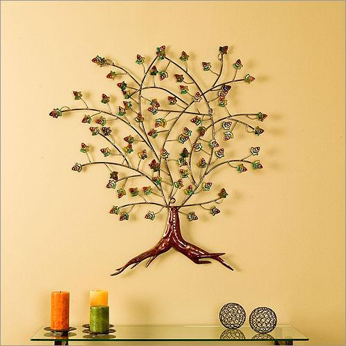 living room design ideas : Trees designs with paint