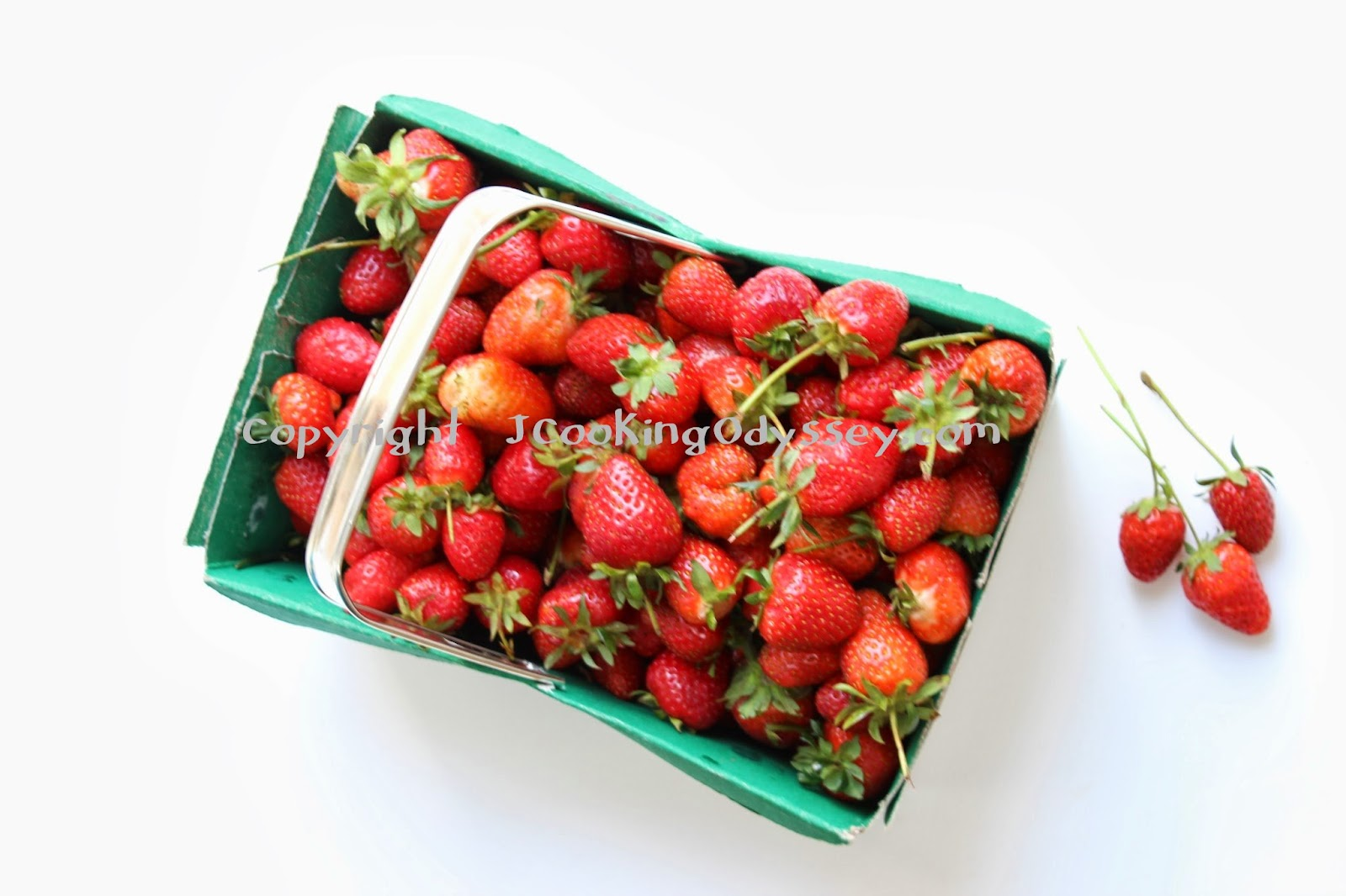 Jagruti's Cooking Odyssey: Roasted Spiced Strawberry and ...