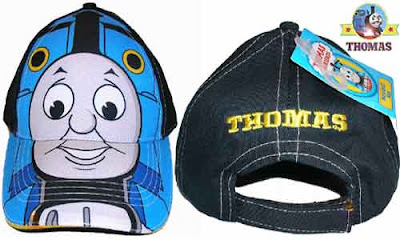 Fashionable Thomas the Train hat cap Kids theme clothing accessories suitable for fitting 3-6 years