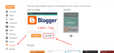 Making The Post Title SEO Optimized in BlogSpot