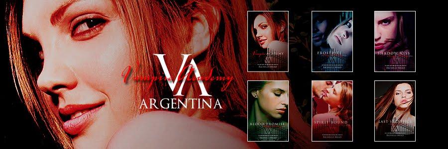 Vampire Academy Argentina