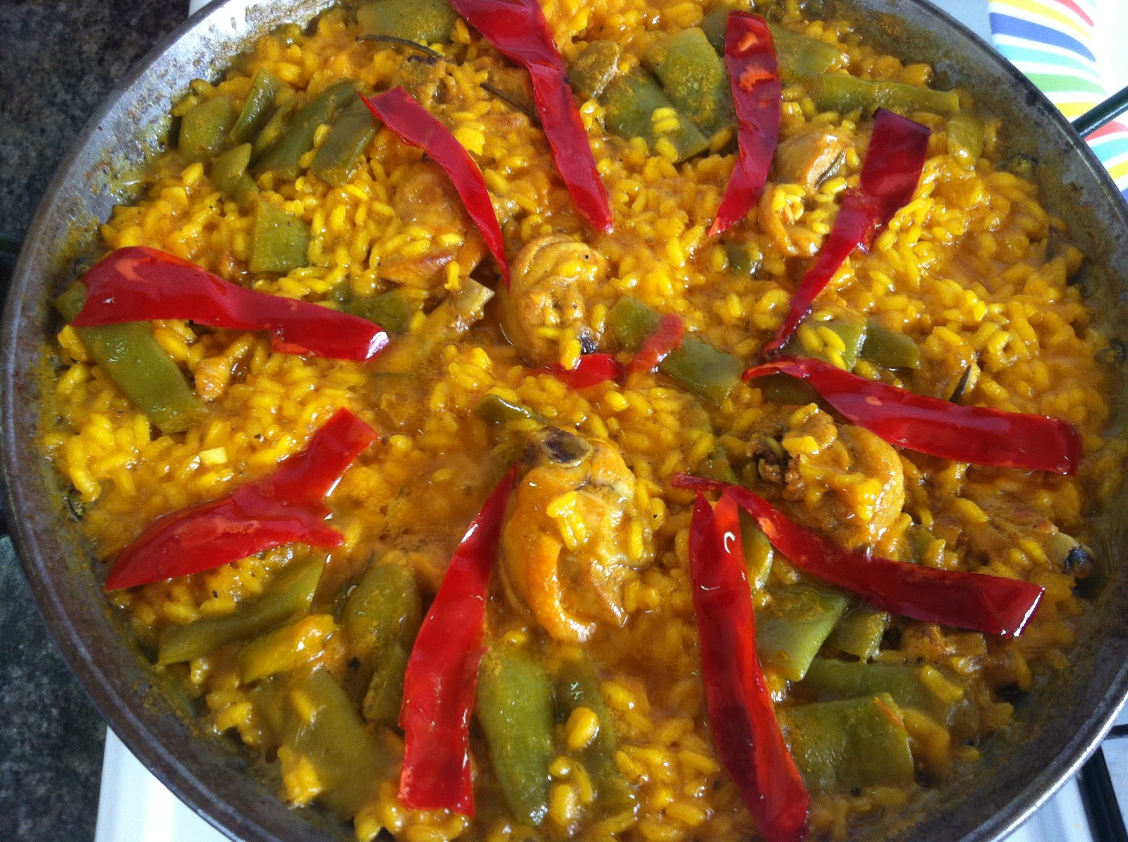 Arroz Paella thumb