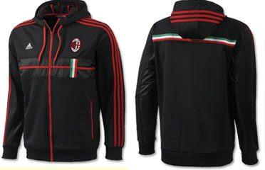 Jual Jaket AC Milan Anthem