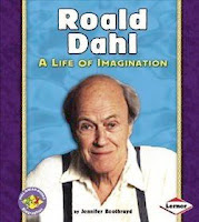 bookcover of Roald Dahl by Jennifer Boothroyd