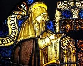 SANTA HILDEGARDA DE BINGEN  Doctora de la iglesia (1098-1179). Fiesta 17 de Septiembre.