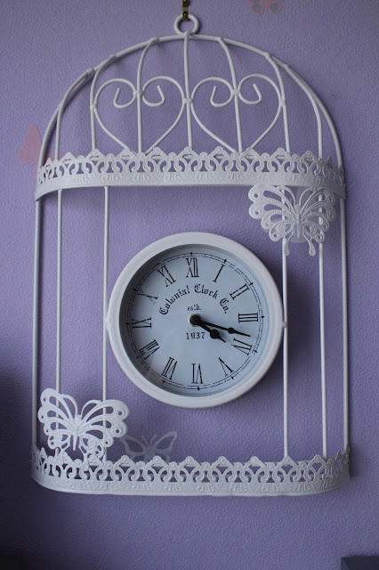 birdcage clock the range