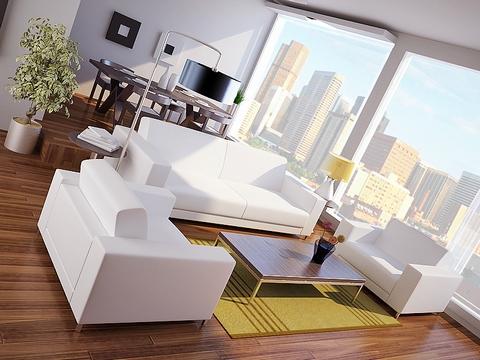 [Wonderful living room]
