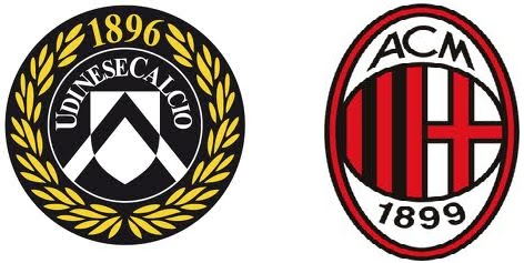 head to head ac milan 1 udinese