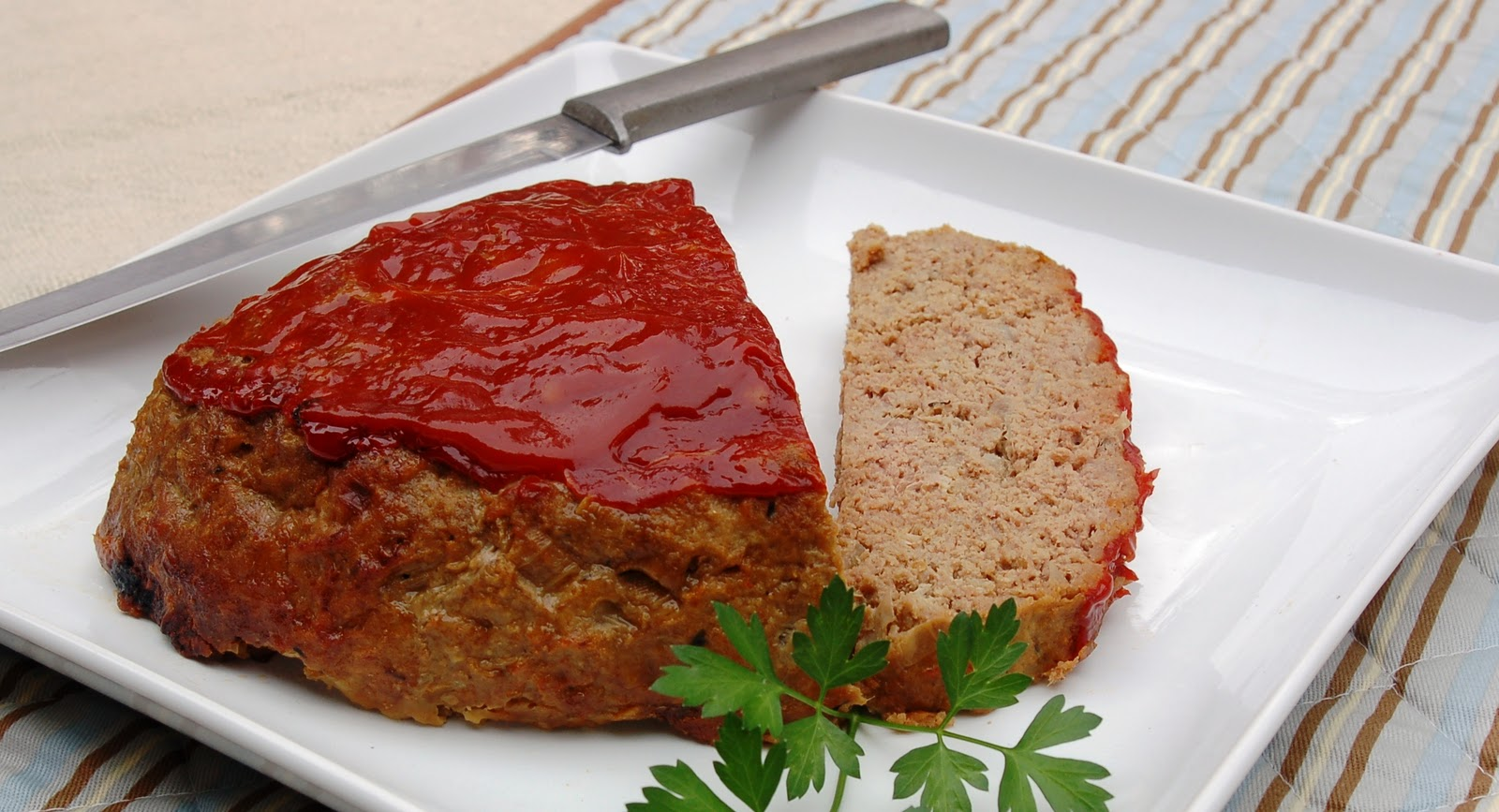 Another Marvelous Meal: The Best Turkey Meatloaf