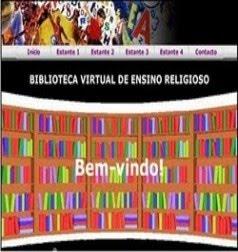 BIBLIOTECA VIRTUAL DE ENSINO RELIGIOSO