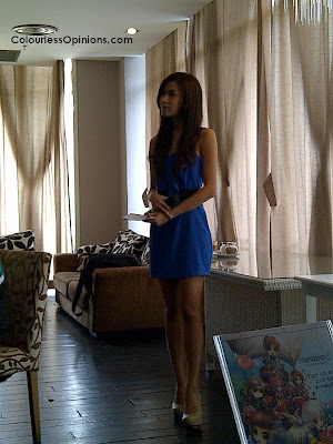 Friendster Relaunch Press Conference 2012 Malaysia Hot Host